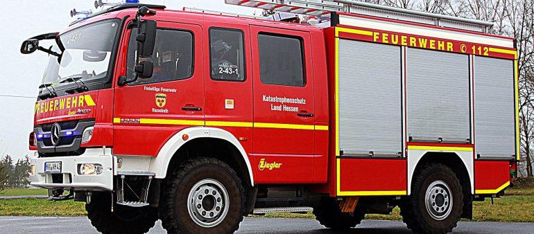 LF 10 KatS Löschgruppenfahrzeug 1200 L