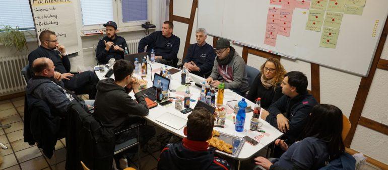 Tagung Neuenhaßlauer Wehrausschuss