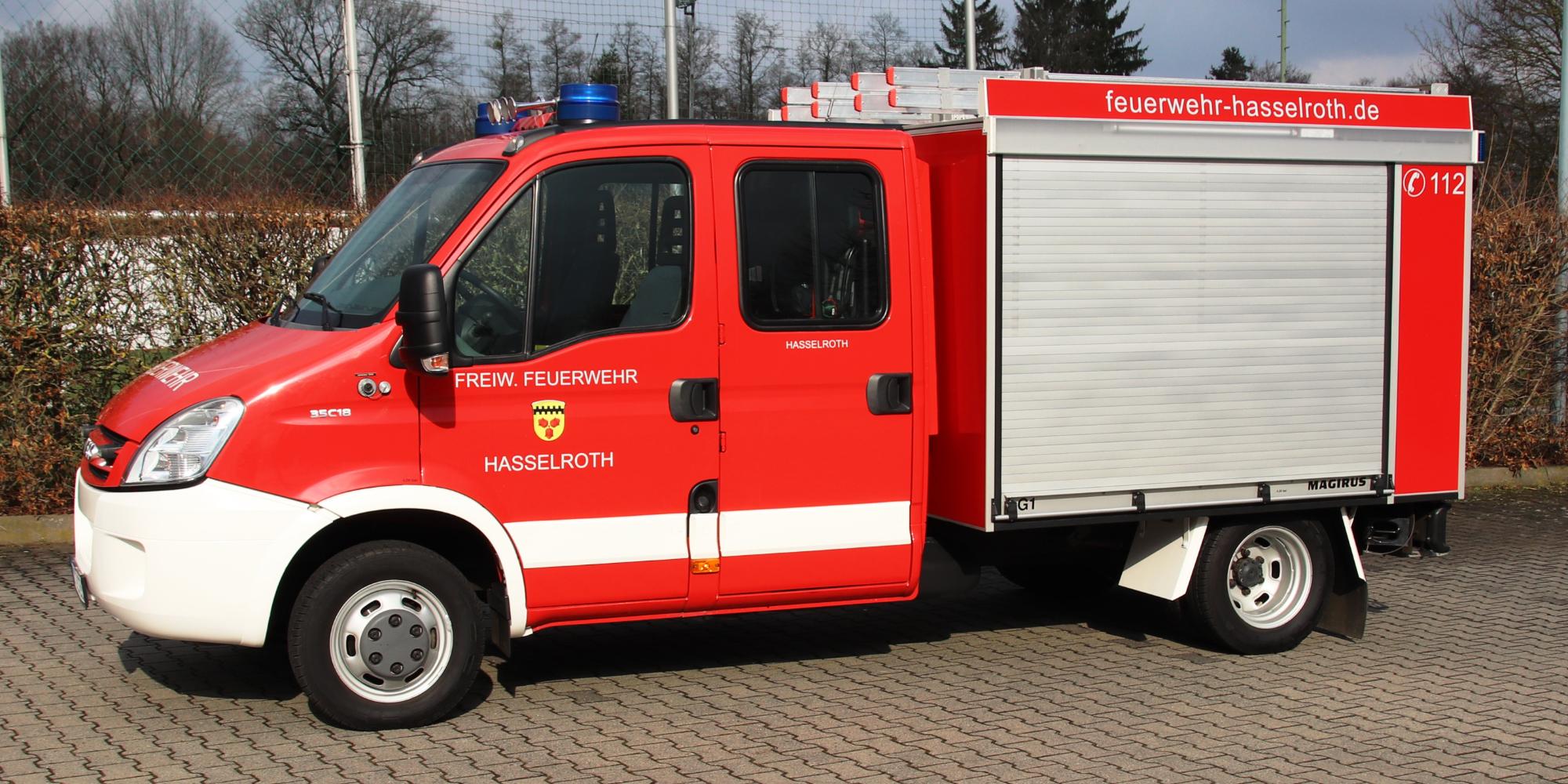 SLF Sonderlöschfahrzeug