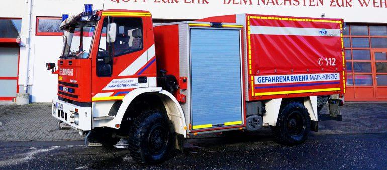 SW 2000-Tr KatS Schlauchwagen