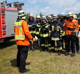 Feuerwehrleistungsabzeichen errungen