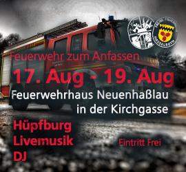 Sommernachtsfest der Feuerwehr Neuenhaßlau