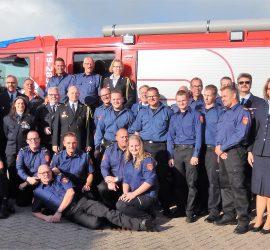 Internationale Feuerwehrfreundschaft erlebt