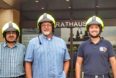 Helmbeschaffung für Sicherheit der Atemschutzgeräteträger