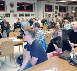 Jahreshauptversammlung der Feuerwehr Gondsroth