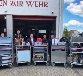 Rollcontainer für veränderte Rahmenbedingungen