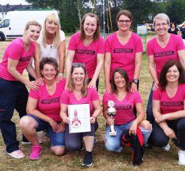 Damenmannschaft holt Fahrkarte zur deutschen Meisterschaft