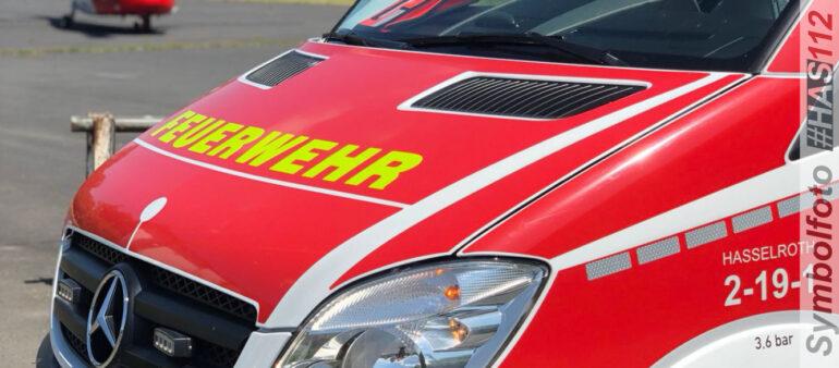 Unterstützung Rettungsdienst