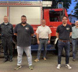 Wehrführerwahl in Niedermittlau – Weingärtner und Schneider im Amt bestätigt