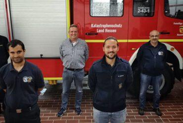 Jahreshauptversammlung in Neuenhaßlau wählt neue Wehrführung